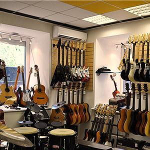 Музыкальные магазины Афипского