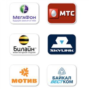 Операторы сотовой связи Афипского