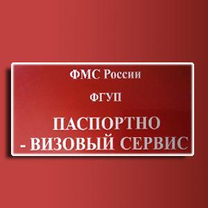 Паспортно-визовые службы Афипского