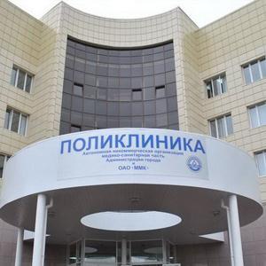 Поликлиники Афипского