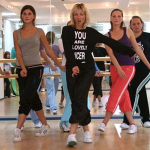 Школы танцев Афипского
